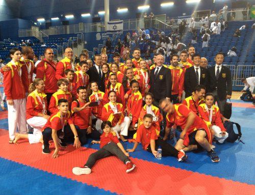 5ª Copa Internacional de Karate-do JKS Dublin (Irlanda)